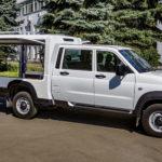 Многофункциональный фургон УАЗ Профи