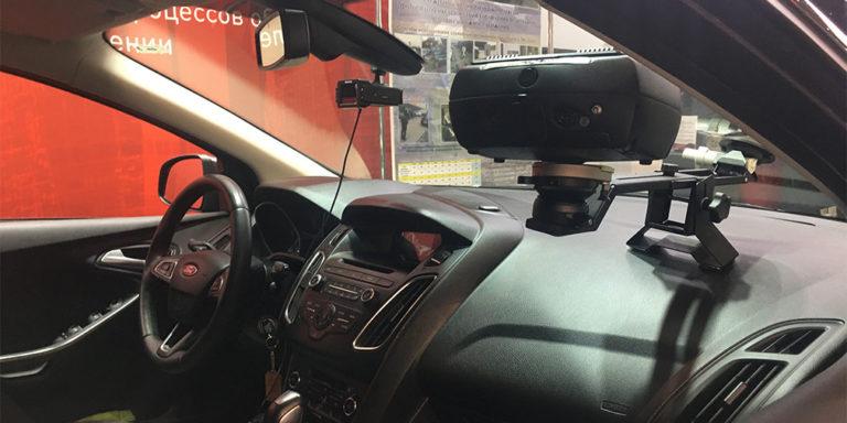 Новые камеры фиксации превышения скорости в режиме тестирования