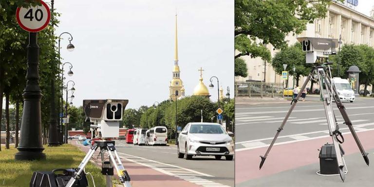 О камерах-треногах предупредят с помощью новых знаков
