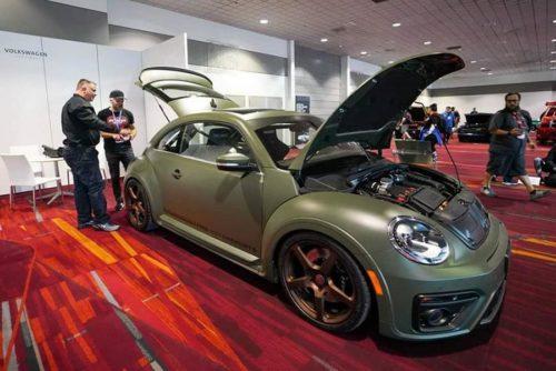 Объект тюнинга Volkswagen Beetle