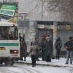 Оптимальная температура в автобусе зимой по нормативам