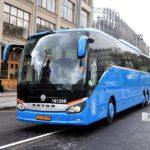 Пассажирские перевозки в Москве