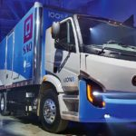 Развитие альтернативных технологий на грузовом транспорте.