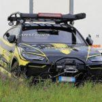 Спасательный внедорожник Lamborghini Urus