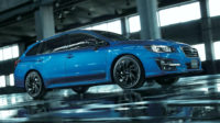 Универсал Subaru Levorg в версии V-Sport