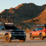 Volkswagen на SEMA Show с тремя новинками