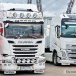 Выставка грузового транспорта TRUCKFEST 2019