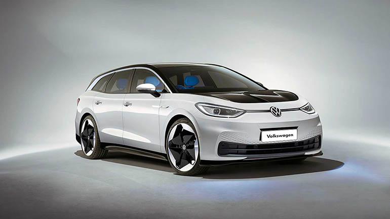 Альтернатива электрическим внедорожникам VW ID.3 Wagon