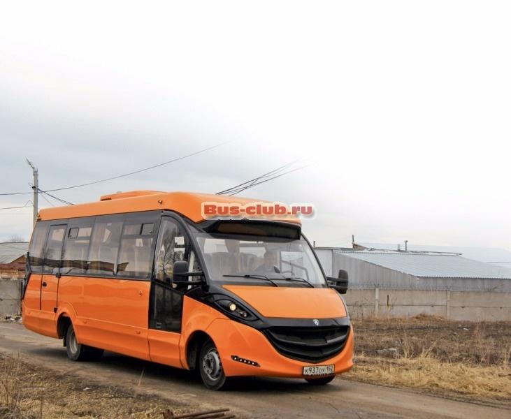 """Автобус """"Foxbus"""" на итальянском шасси"""