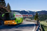 Автобусный агрегатор FlixBus