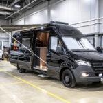 Балахнинские мастера из Mercedes Sprinter сделали автодом
