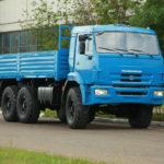 Беспилотник КАМАЗ-43118 – водители могут остаться без работы