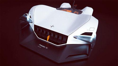 Электрический концепт-кар Polestar