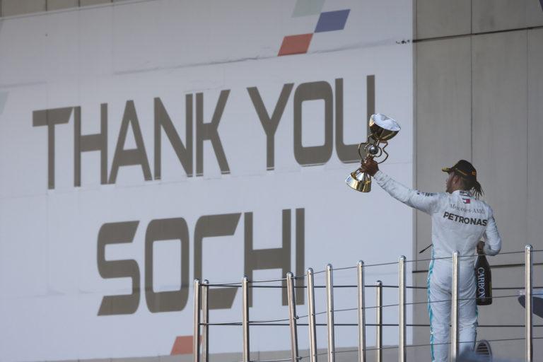 Формуле-1 в Сочи угрожает допинговый скандал
