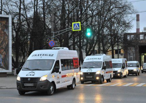 ГАЗ бъет по санкциям автопробегом по Европе