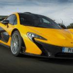 Гибридный полноприводный суперкар McLaren