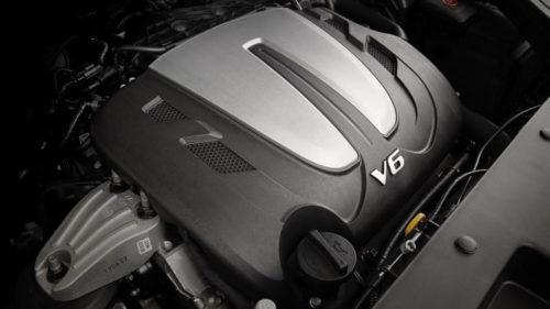 Hyundai Santa Fe получит V6