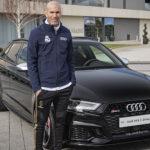 """Игроки """"Реала"""" предпочитают кроссовер Audi  Q7"""