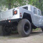 Крутые внедорожники на базе ГАЗ-66