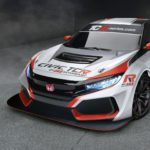 Лучший спортивный автомобиль года Honda Civic Type R