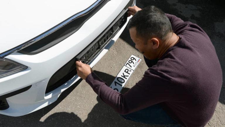 Маркировка автомобилей в РФ изменится
