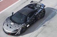 McLaren 620R с новыми характеристиками