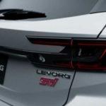 Новый Levorg STI Sport