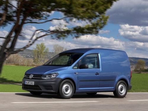 Новый каблучок Volkswagen Caddy