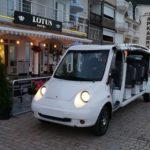 Новый отечественный электромобиль «Эльтавр»