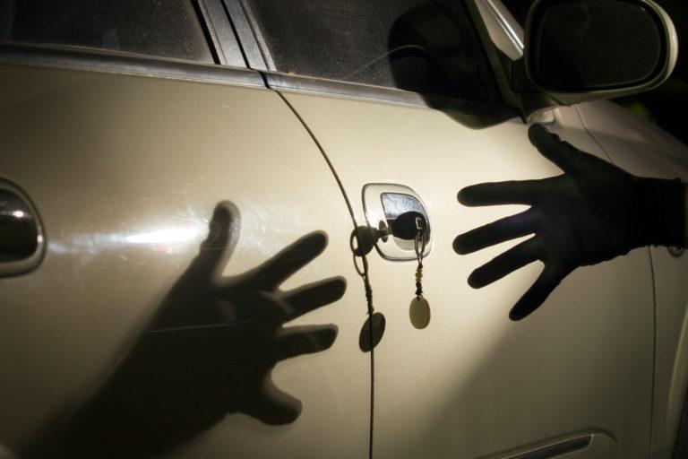 Популярные способы угона автомобилей