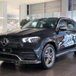 Российские мастера улучшили кроссовер Mercedes-Benz GLE (V167)