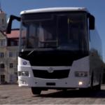 С какой скоростью должен ехать автобус