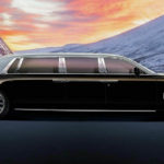 Семиметровый броневик Rolls-Royce Phantom