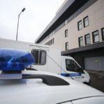 Синий цвет полицейской «мигалки»