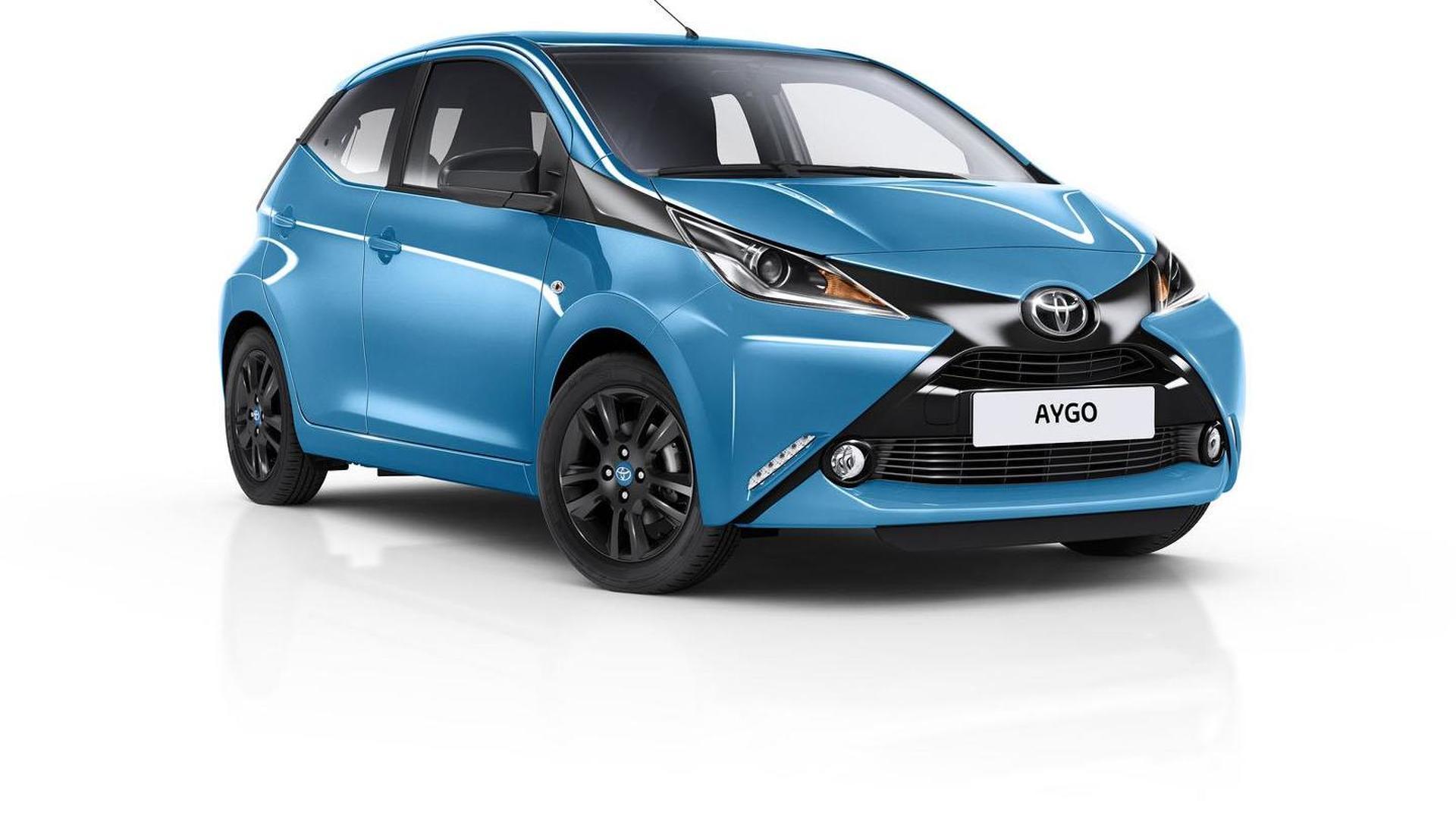 Toyota Aygo - из хэтчбека кроссовер