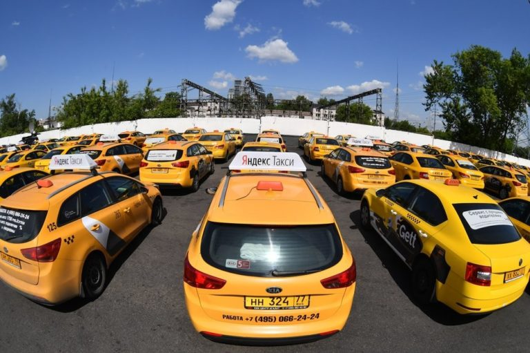 У агрегаторов есть опасения по поводу  ограничения количества разрешений для водителей такси