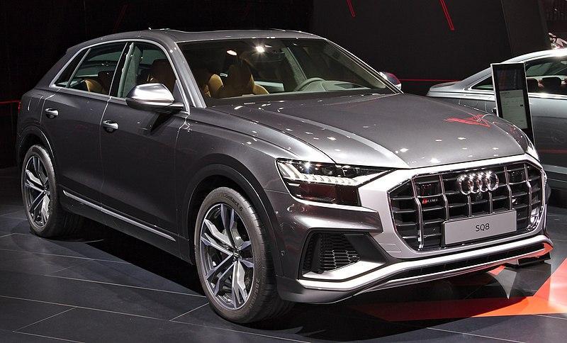 У автомобилей Audi не будет ручек и кнопок