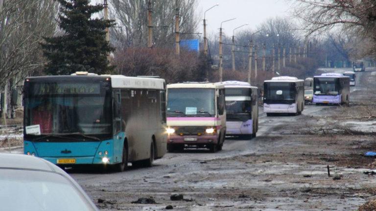 Утилизационный сбор для автобусов увеличат с 2020 года