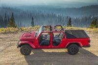 В России появится пикап Jeep Gladiator
