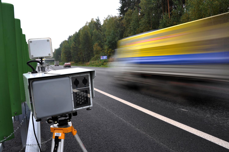 Влияют или нет на безопасность камеры фиксации на дорогах