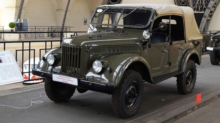 Военные автомобили для обычной жизни