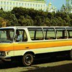 """Возвращение автобуса ЗИЛ-118 """"Юность"""""""
