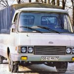 ЗИЛ-230100 – самый маленький грузовик ЗИЛ