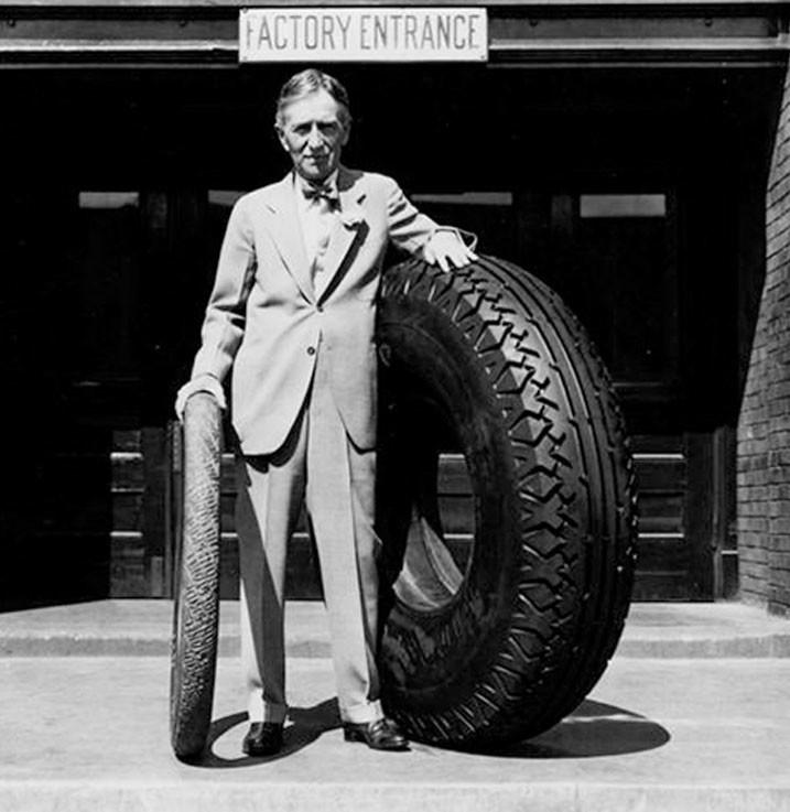Заново изобретенное колесо: две важные истории про шины