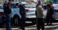 Желтые такси против белых агрегаторов