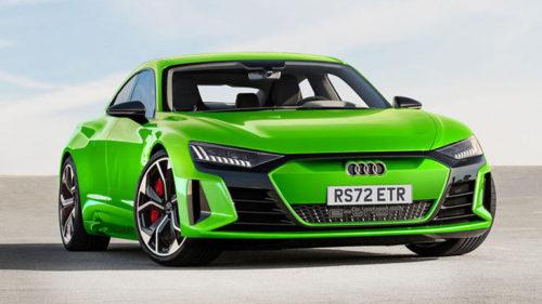 Audi RS будет электромобилем