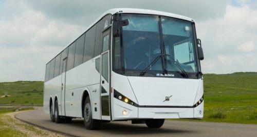 Автобус-броневик Merkavim Mars Defender в Израиле
