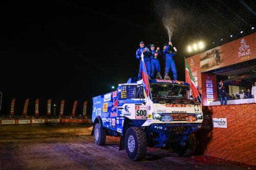Автоспорт-2020 - 5 января стартует ежегодный ралли-рейд «Дакар»