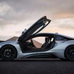 BMW снял с производства гибридный спорткар i8