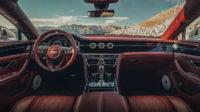 Bentley Flying Spur с шикарным интерьером